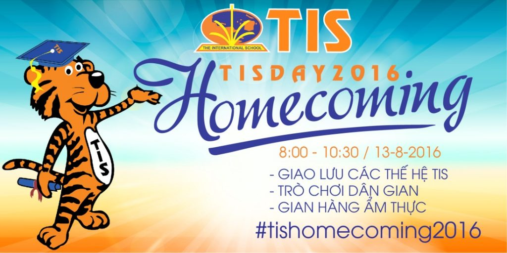 TIS DAY – HOMECOMING 2016 1