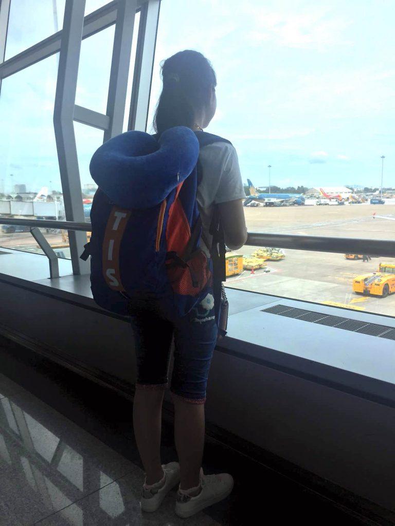 Học sinh TIS bắt đầu chuyến du học hè đến với Hoa Kỳ 1