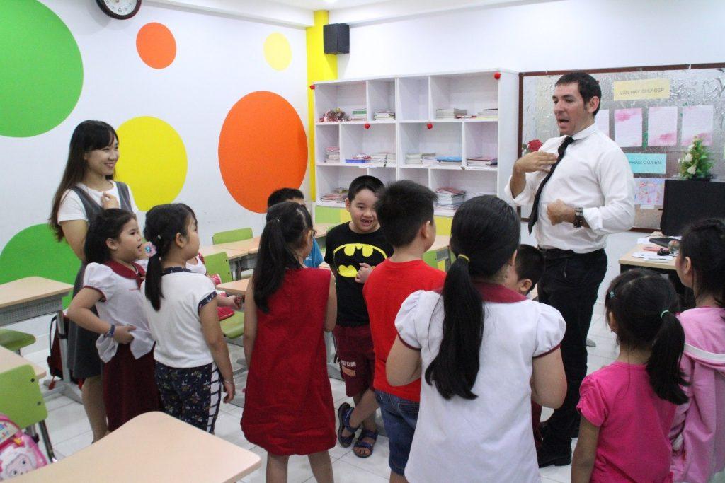 TUYỂN SINH KHÓA HỌC ENGLISH FOR CHILDREN 2016 2