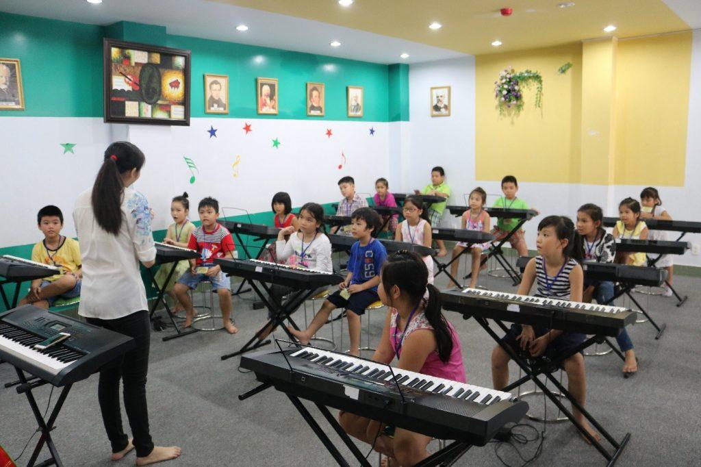 TUYỂN SINH KHÓA HỌC ENGLISH FOR CHILDREN 2016 3